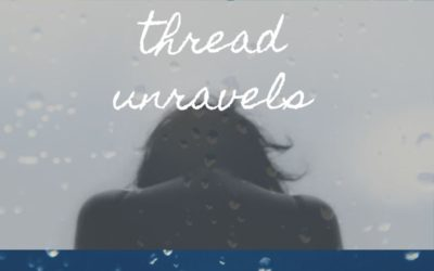 I see you…when the thread unravels…