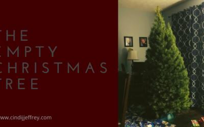 The Empty Christmas Tree